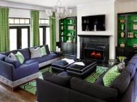 Аксессуары для гостиной – 100 фото примеров согласно выбраного стиля