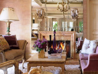 Бежевая гостиная — 80 фото идей как использовать стильный цвет в интерьере