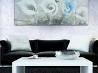 Декоративная штукатурка в гостиной — 85 фото уникальной и разумной красоты