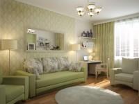 Дизайн гостиной в панельном доме — основные тонкости и на что обратить внимание в первую очередь (88 фото + видео)
