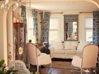 Гостиная прованс — милый провинциализм в каждом элементе декора (69 фото + видео)