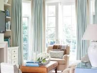 Гостиная с двумя окнами — особенности планировки, советы и рекомендации дизайнеров +  72 фото