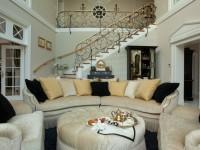 Гостиная с лестницей — 69 фото идей и решений как правильно сделать выбор