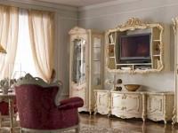 Гостиная в Итальянском стиле — обзор всех особенностей дизайна + 88 фото