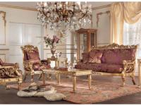 Гостиная в стиле барокко – роскошный и уютный дизайн (100 фото + видео)