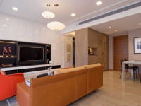 Идеи функционального дизайна гостиной – 125 фото примеров невероятных технологий и необычных материалов