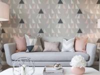 Как визуально увеличить гостиную? Различные подходы к решению проблемы + 77 фото
