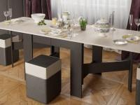 Какой выбрать стол в гостиную? Коллекция самых удачных примеров подбора (71 фото + видео)