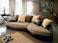 Современные диваны для гостиной — безграничное удобство в ограниченном пространстве + 69 фото