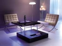 Стол трансформер для гостиной – ультрасовременное решение большинства проблем + 79 фото