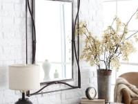 Зеркала в гостиной — правила расположения и главные нюансы при оформлении + 88 фото