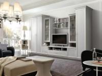 Белая стенка в гостиную — 82 фото интересных вариантов для стильного обустройства!