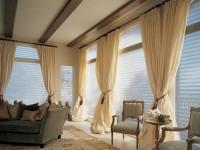 Элитные шторы в гостиной – шикарный вариант для современного интерьера (80 фото)