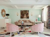 Гостиная в пастельных тонах — оформляем стильно и со вкусом (110 фото)