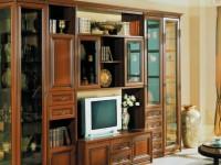 Корпусная мебель для гостиной — Долговечные варианты с красивым дизайном (92 фото)