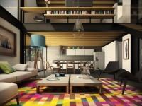 Мебель ИКЕА в интерьере гостиной: предельное внимание к мелочам + 150 фото