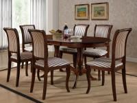 Овальные столы для гостиной — совершенный вариант для всей семьи (87 фото + видео)
