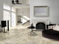 Плитка в гостиной – особый класс оформления для достижения уникальности + 83 фото