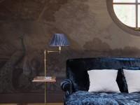 Роспись стен в гостиной — 75 фото высшей формы уникальности и мастерства