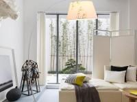 Торшер в гостиную – право получить свою долю света + 65 фото
