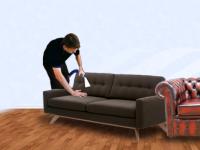 Профессиональная химчистка мягкой мебели – быстро, эффективно и экологично