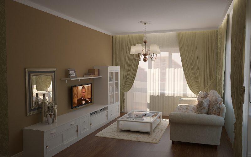 Дизайн гостиная 16 кв м в квартире