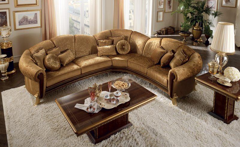 Угловой диван в гостиной - 95 фото размещения главного элемента комантыДизайн гостиной