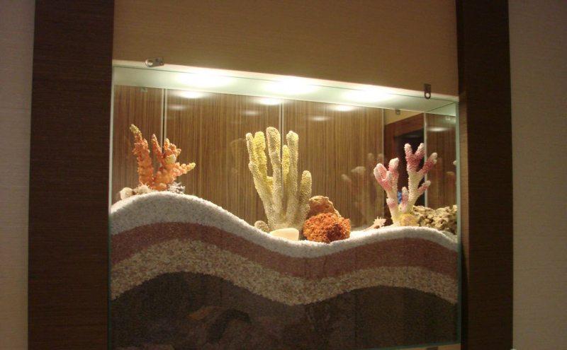 Akvarium v gostinoy 7