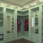 Garderobnaya v gostinoy 17