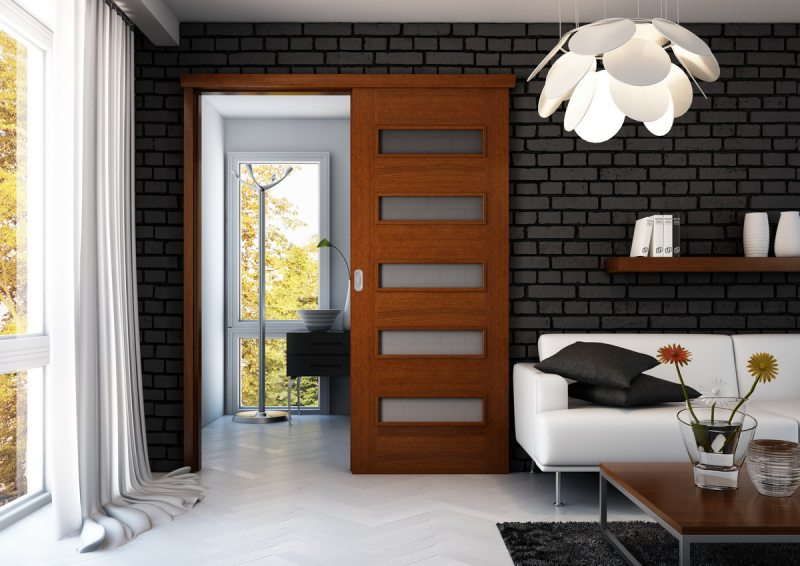 Gostinaya s potaynoy dveryu 35